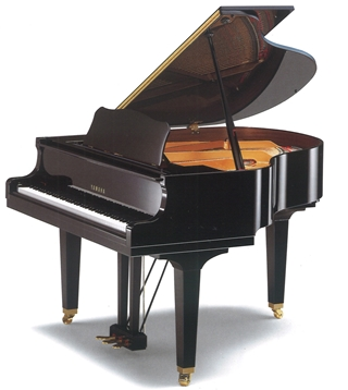 中古グランドピアノ