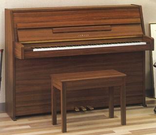 中古アップライトピアノ