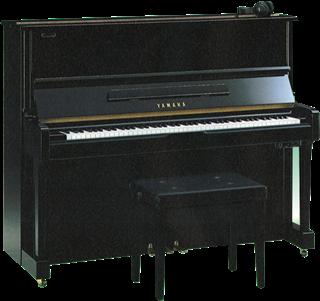 ヤマハリニューアルピアノ